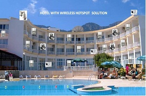 WiFi Solution for Hotels
