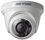 Hikvision 2 MP Dome Camera DS-2CE5AD0T-IRPF