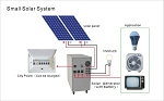 1 KW Solar Power Solution