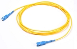 SC/UPC to SC/UPC  Single mode Simplex Fiber Optical Patch Cords - 5 Metres