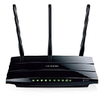 N750 Wireless Dual Band Gigabit Router TL-WDR4300