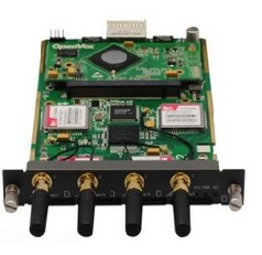 OpenVox VS-GWM400G VoxStack GSM Gateway Module (4 GSM channels)