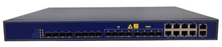 REVO 618 OLT- 8 Ports OLT are small, convenient, flexible, easy to deploy, high performance